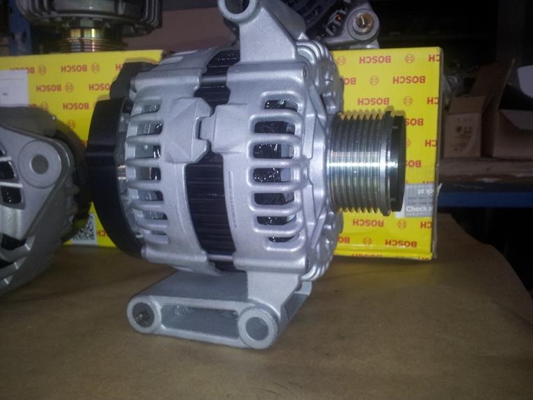 0121615001 alternator ford tra