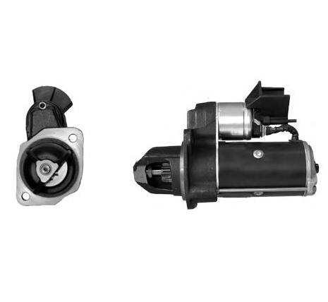 D7R14 AC722520M electromotor J